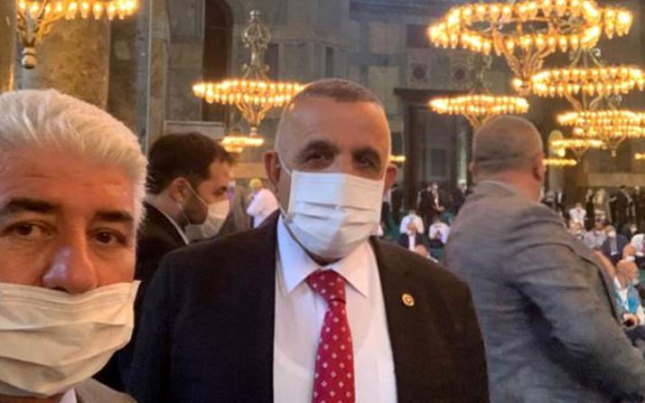 AK Parti Milletvekili Ahmet Akay, koronavirüse yakalandı