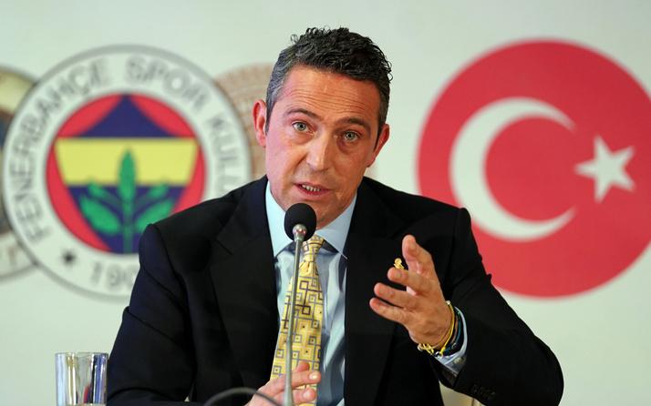 Ali Koç Samandıra'yı bastı ruhsuz futbolculara fırça attı