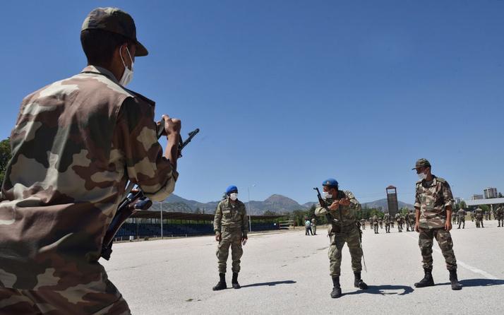 Milli Savunma Bakanlığı: Libyalı öğrencilerin eğitimleri başarıyla devam ediyor