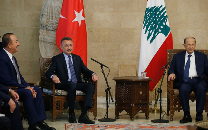 Fuat Oktay'dan Lübnan'a teklif: Mersin Limanı'nı kullanabilirsiniz
