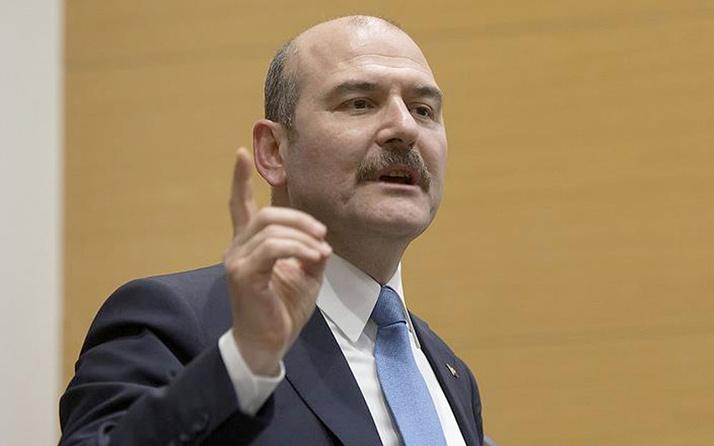 İçişleri Bakanı Süleyman Soylu'dan Hürriyet yazarına 'mafya' tepkisi