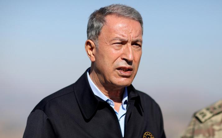 Milli Savunma Bakanı Hulusi Akar: Yapılması gereken ne varsa yapıldı