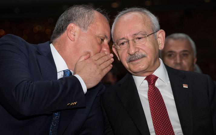 CHP Genel Başkanı Kemal Kılıçdaroğlu'ndan kritik Muharrem İnce açıklaması