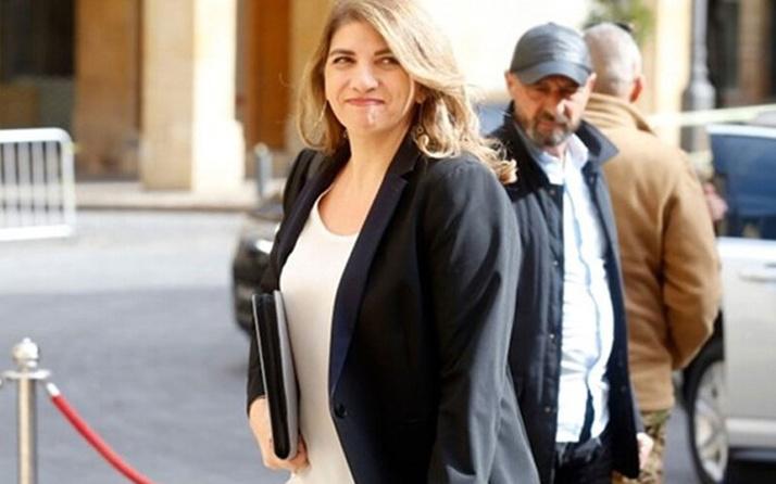 Beyrut'taki yıkıcı patlama! Adalet Bakanı Marie-Claude Najem istifa etti