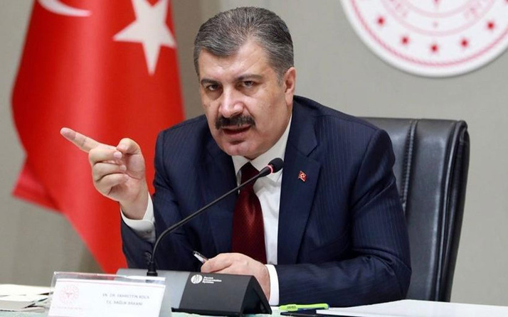 Korona testi pozitif çıkana elektronik kelepçe takılacak! Sağlık Bakanı açıkladı