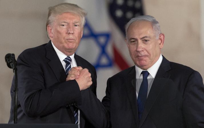 ABD Başkanı Trump: İsrail ve BAE anlaşmaya vardı
