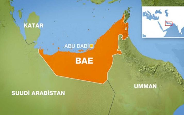 Birleşik Arap Emirlikleri'nden Filistin'e ihanet anlaşması