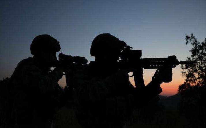 Milli Savunma Bakanlığı: Irak'ın kuzeyinde PKK'ya ait silah, mühimmat ve patlayıcı ele geçirildi