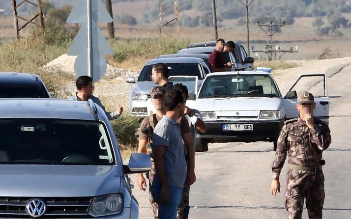 Sansasyonel eylem hazırlığındaki terörist Adana'da yakalandı