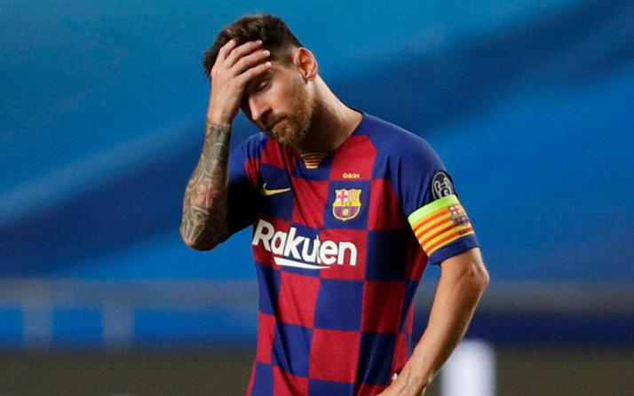 Barcelona'nın Bayern Münih'e 'tarihi yenilgisi' İspanyol basınında