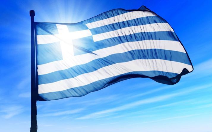 Yunanistan'da uçak düştü: 2 ölü