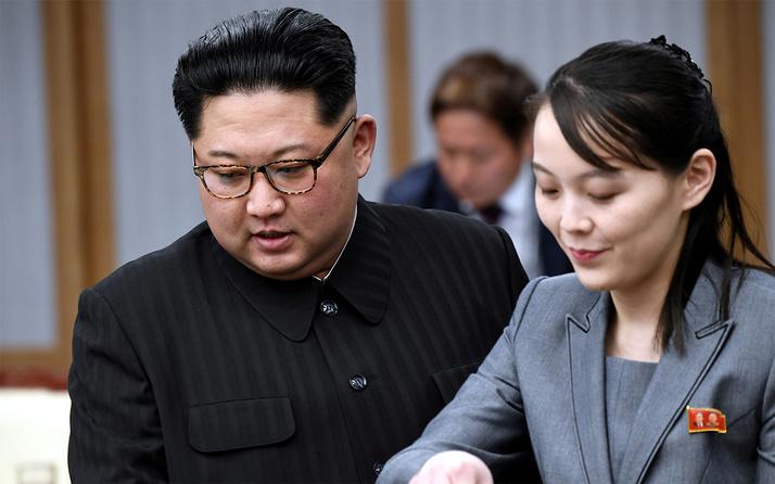 Kuzey Kore lideri Kim Jong-un kız kardeşine daha fazla yetki devretti