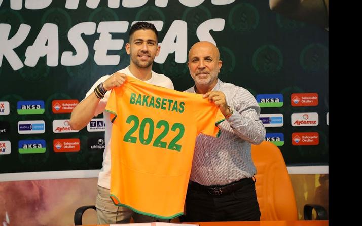 Fenerbahçe Bakasetas transferinde son aşamaya geldi