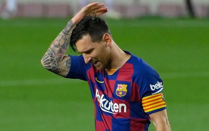 Messi'ye Covid soruşturması! Yasağı ihlal etti