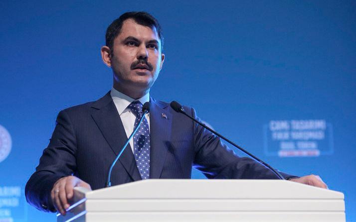 Bakan Murat Kurum'dan İzmir'e 5 bin konut müjdesi