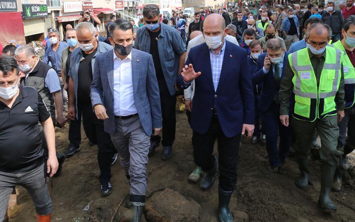 Bekir Pakdemirli: 5 milyon lira destek sağlamaya karar verdik