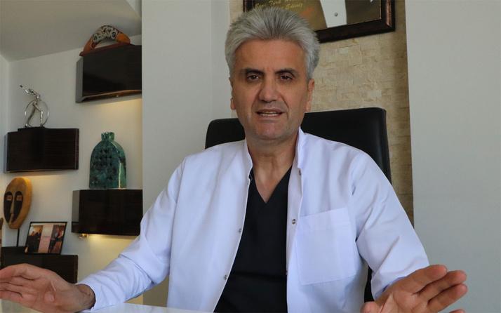 Ünlü estetikçi Dr. Hayati Akbaş koronavirüse yakalandı