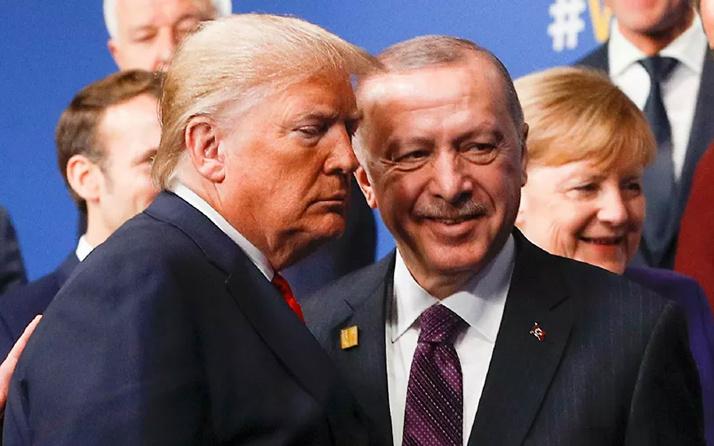 ABD Başkanı Trump'tan Cumhurbaşkanı Erdoğan'a övgü: 'Erdoğan çok iyiydi'