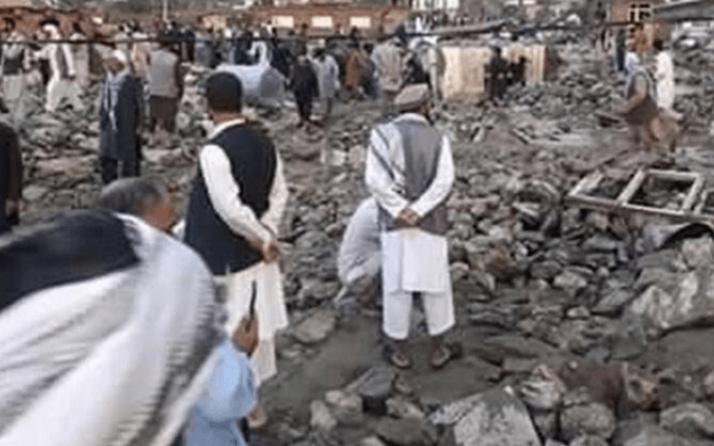 Afganistan'da sel felaketi: 30 ölü, 20 yaralı var
