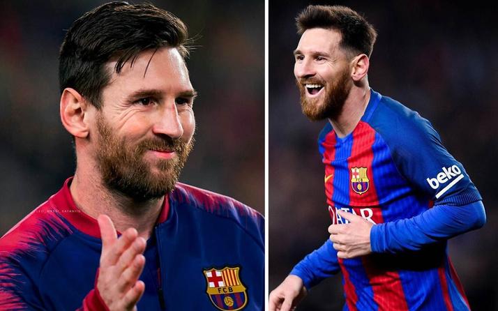 Bursaspor'un Lionel Messi paylaşımı ilgi gördü: Seni bekliyoruz...