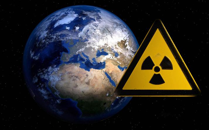 33 bin yıldır süren Dünya gerçeği: Radyoaktif bulutun içinden geçiyor