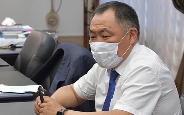 Rusya'da vali ikinci kez koronavirüse yakalandı