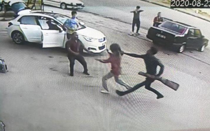 Ankara'da boşanmak isteyen eşini tüfekle kovalayan koca tutuklandı