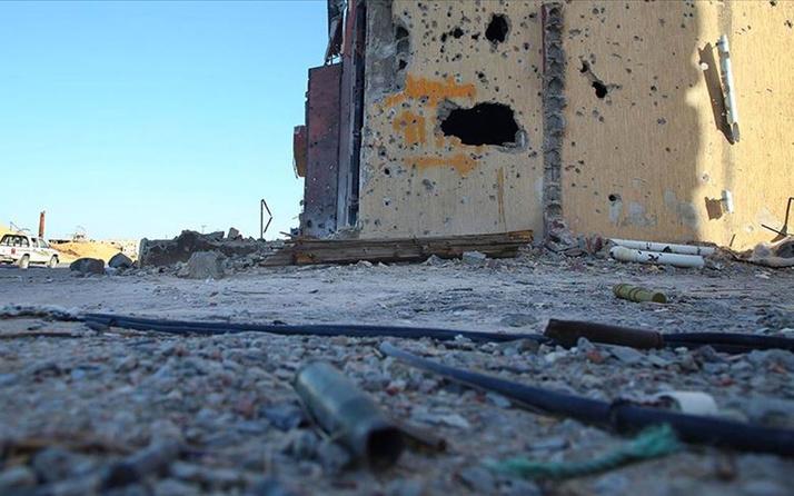 Libya ordusu: Hafter milisleri Grad füzeleriyle saldırarak ateşkesi ihlal etti