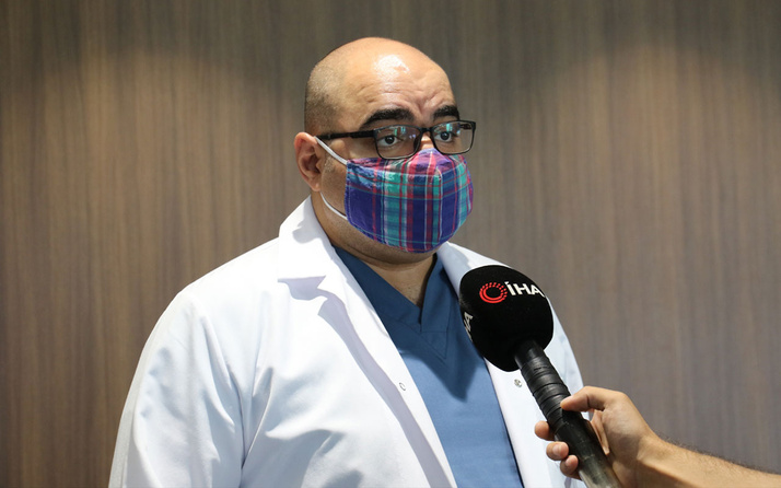 Ankara Şehir Hastanesi Başhekimi Surel'den dikkat çeken koronavirüs açıklaması