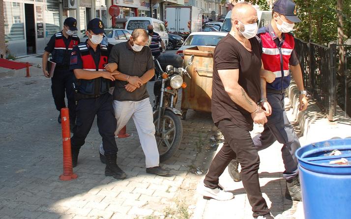 Tekirdağ'da görevli cami imamı kaçak silah ticaretinden tutuklandı
