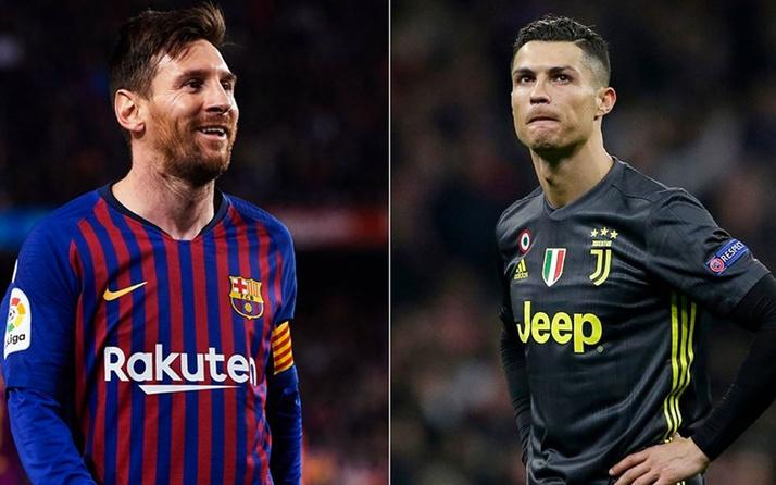 Cristiano Ronaldo ile Lionel Messi buluşuyor mu?