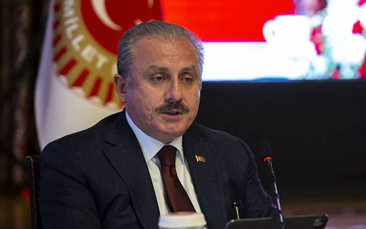 Meclis Başkanı Şentop'tan 'Barış Atay' açıklaması: Fiziki saldırı tasvip edilemez