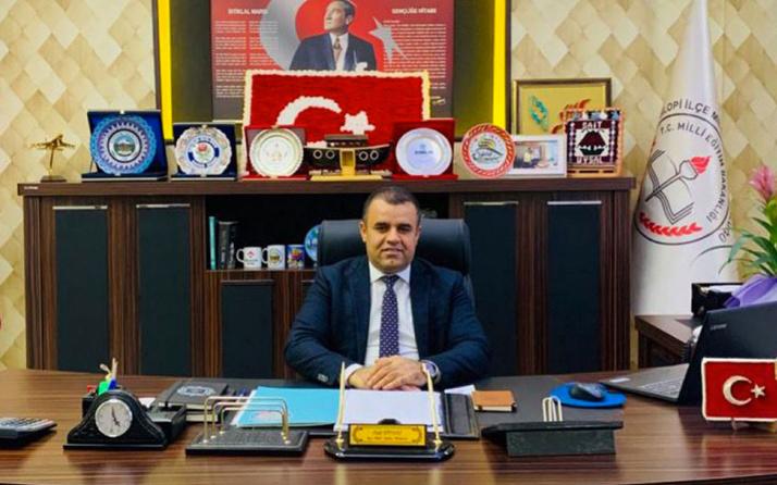 Silopi İlçe Milli Eğitim Müdürü trafik kazası nedeniyle hayatını kaybetti