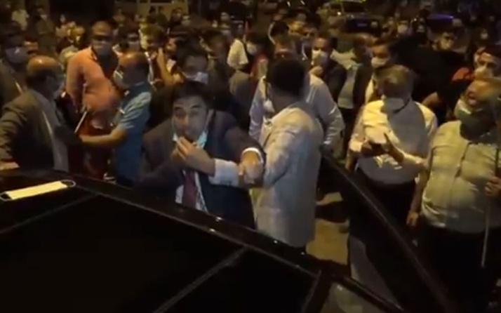 Kırşehir Valiliğinden 'CHP milletvekiline polisin tekme attığı' iddialarına ilişkin açıklama