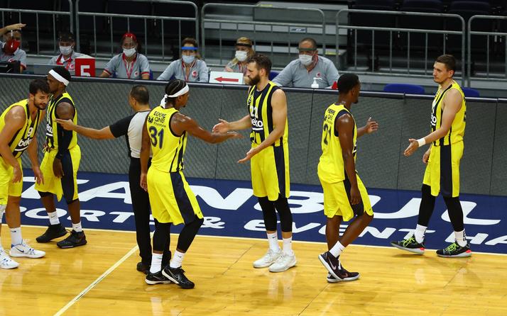 Fenerbahçe Beko, CSKA Moskova deplasmanında