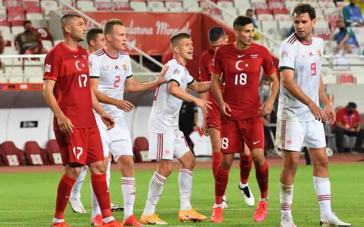 Türkiye Macaristan UEFA Uluslar Ligi maçı golleri ve geniş özeti