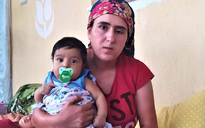 Denizli'de Ramazan bebeğin annesi: Ne olur oğlum ölmesin