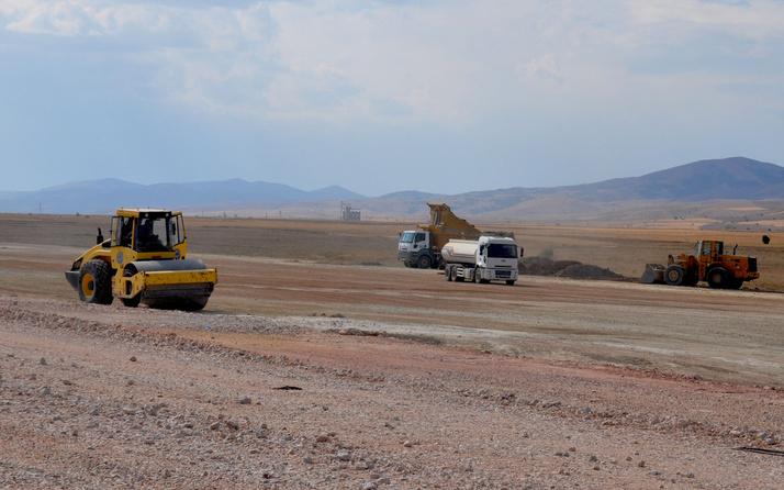 Gümüşhane- Bayburt Havalimanı'nda ilk uçuş 2023'te