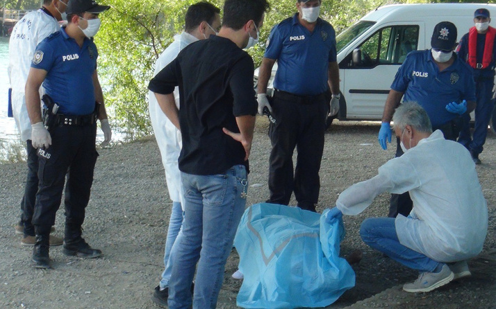 Antalya'da kayıp olarak aranıyordu ölü bulundu intihar mesajı bırakmış