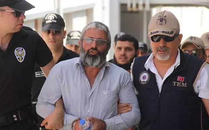 DEAŞ'ın sözde Türkiye emiri Mahmut Özden'de Covid -19 çıktı