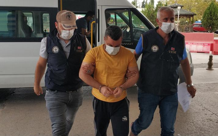 Samsun'da DEAŞ operasyonu! 6 yabancı uyruklu gözaltına alındı