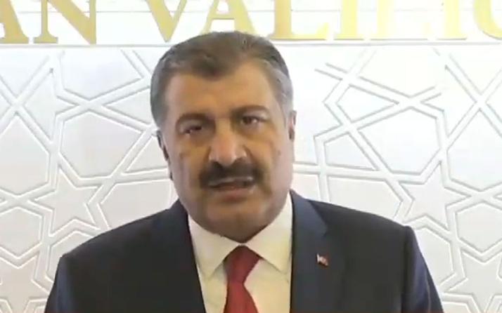Sağlık Bakanı Fahrettin Koca'dan flaş uyarılar neredeyse iki katına çıktı