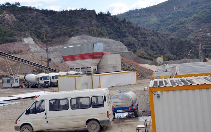 Kastamonu'da koronavirüs maden ocağı işçilerine sıçradı
