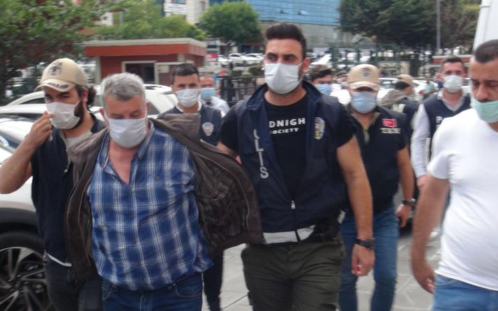 MİT'in yurtdışı operasyonuyla yakalanan PKK'lı adliyeye getirildi