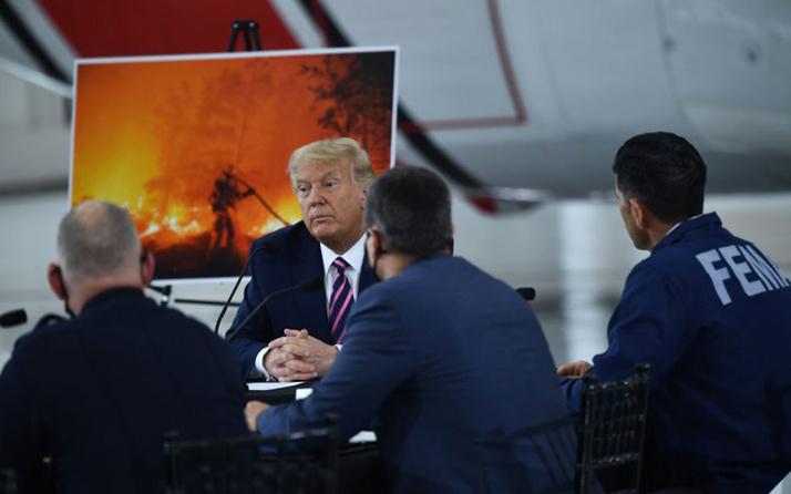 ABD Başkanı Trump: Beşar Esad için suikast emri verdim Savunma Bakanı karşı çıktı
