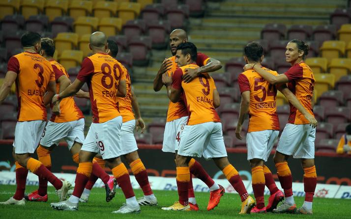 Galatasaray'ın Neftçi Bakü kadrosu belli oldu! Yeni transfer şoku