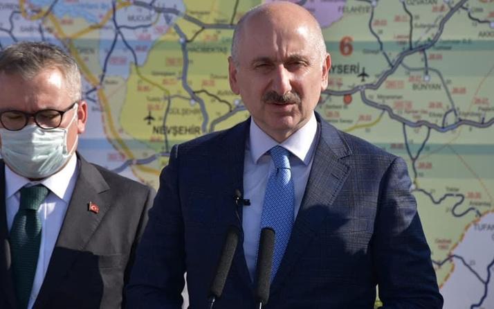 Bakan Karaismailoğlu'ndan Halkalı-İstanbul metrosu müjdesi