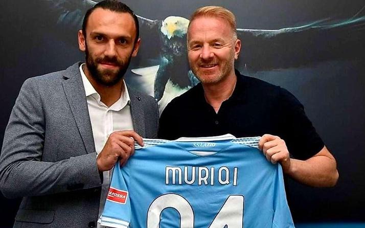 Vedat Muriqi'den Fenerbahçelilere duygusal veda