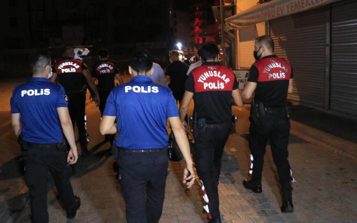 Adana'da kendisini uyaran sokak satıcısını ağır yaraladı