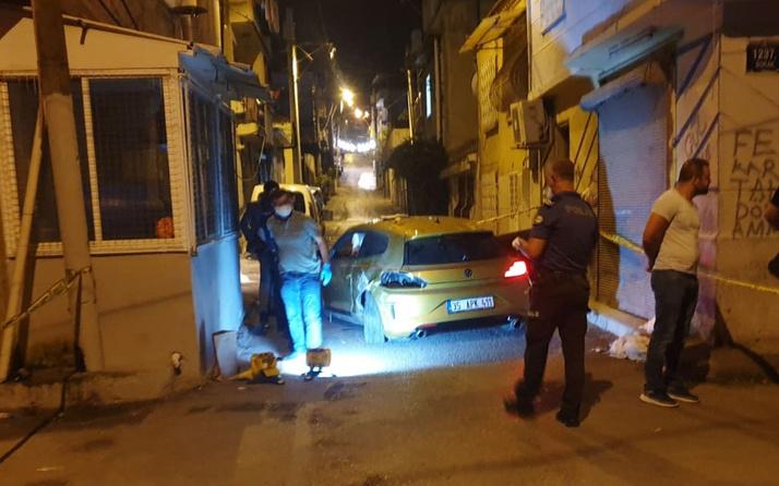 İzmir'de silahlı kavga: 1 ölü 3 yaralı